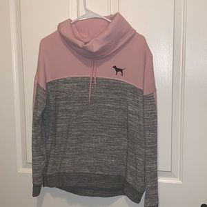 Victoria Pink Sweatshirt